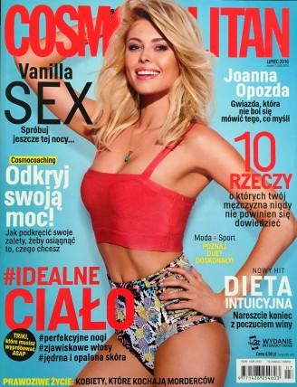 Cosmopolitan, lipiec 2016