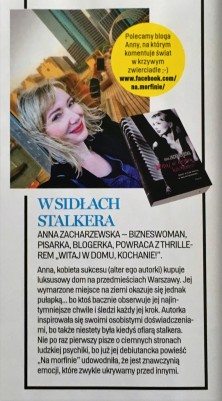 Cosmopolitan, lipiec 2016, rekomendacja w CosmoWeekend